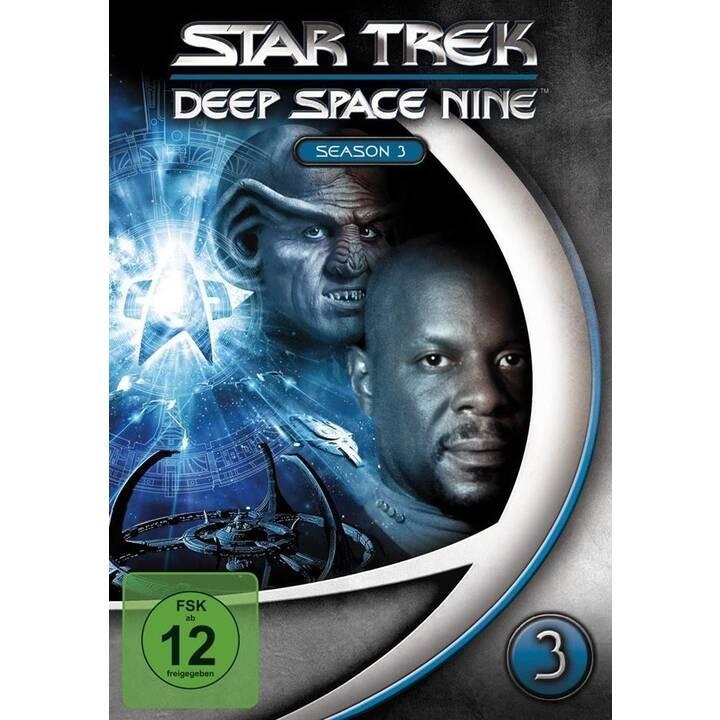 Star Trek - Deep Space Nine Staffel 3 (DE, EN, FR, IT, ES)