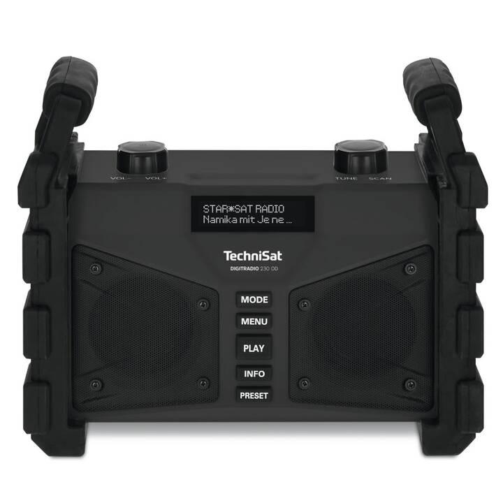 TECHNISAT DIGITRADIO 230 Radios numériques (Noir)