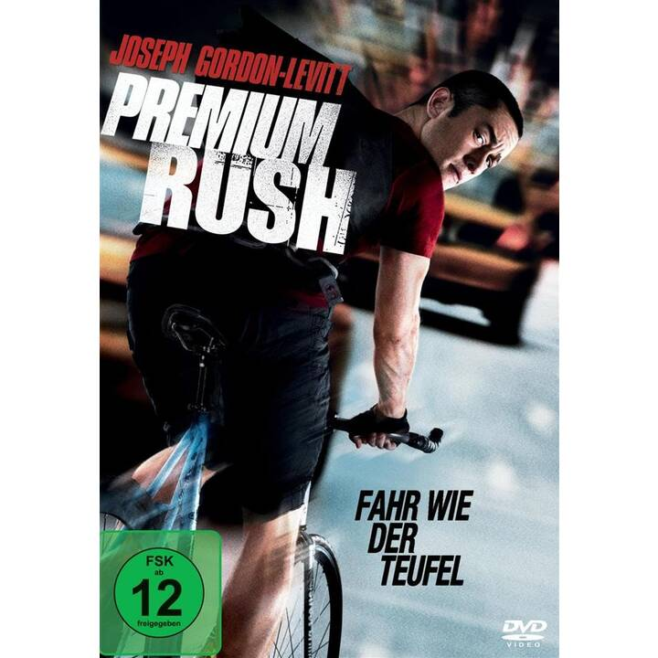 Premium Rush - Fahr wie der Teufel (DE, TR, EN)