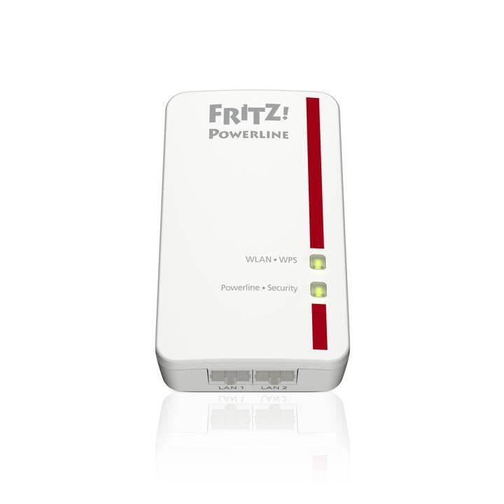 AVM FRITZ!Powerline 540E WLAN Set International (300 Mbit/s)