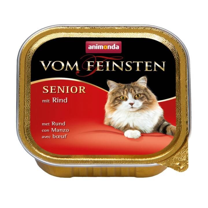 ANIMONDA Vom Feinsten (Senior, 100 g, Rind)