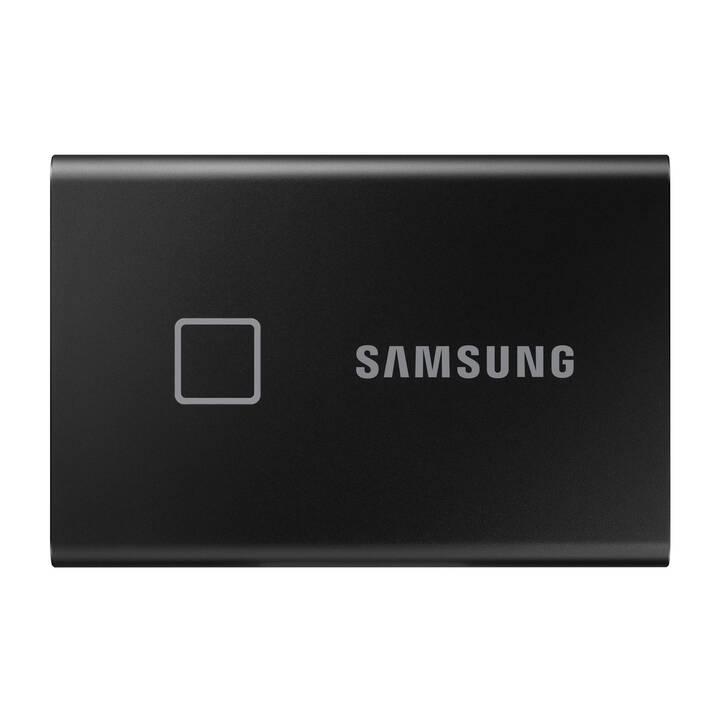 SAMSUNG T7 Touch (USB 3.1, 500 GB, Nero)