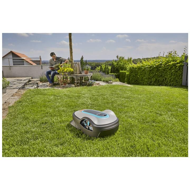 GARDENA robot tagliaerba Smart System Start-Set