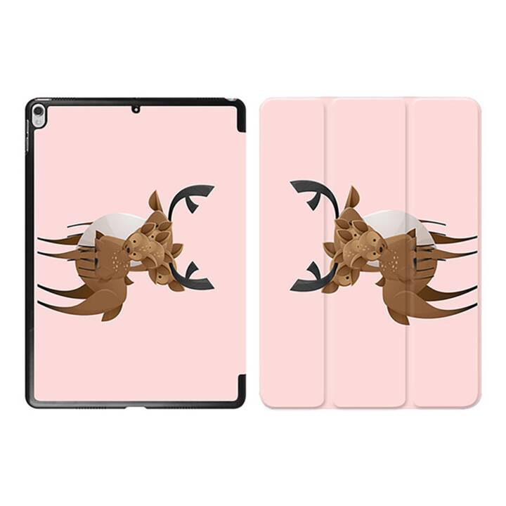 "EG iPad Cover per Apple iPad Pro 10.5"" - cervo cartone animato rosa"