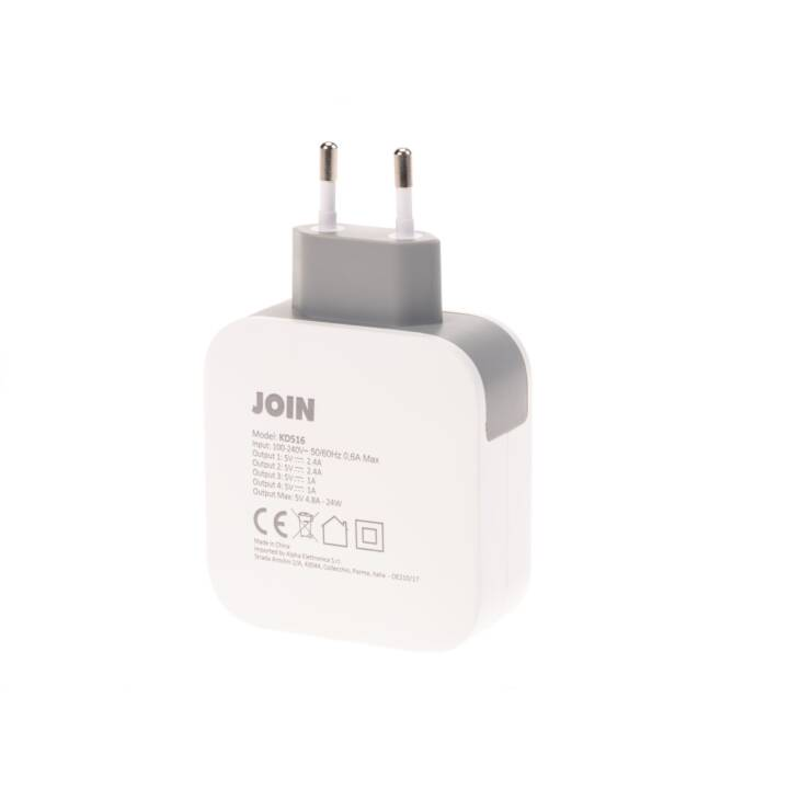 ALPHA Elettronica Steckernetzteil KD516 34 W, 5 V