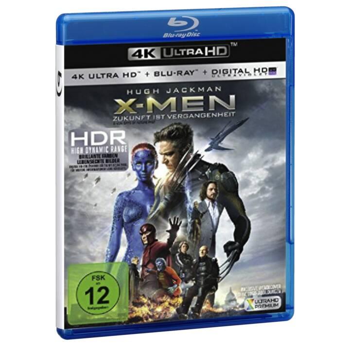 X-Men - Zukunft ist Vergangenheit 4K UHD (DE)