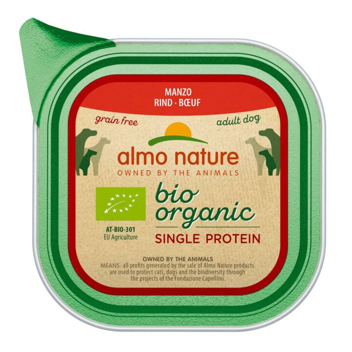 ALMO NATURE Cibo umido (150 g, Adulto)