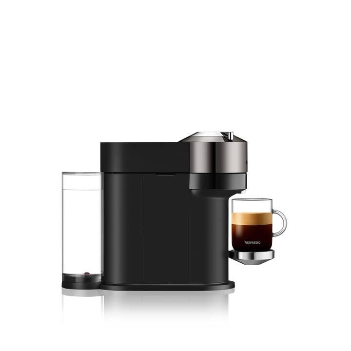 KRUPS Vertuo Next Deluxe XN910CCH (Nespresso Vertuo, Dark Chrome)