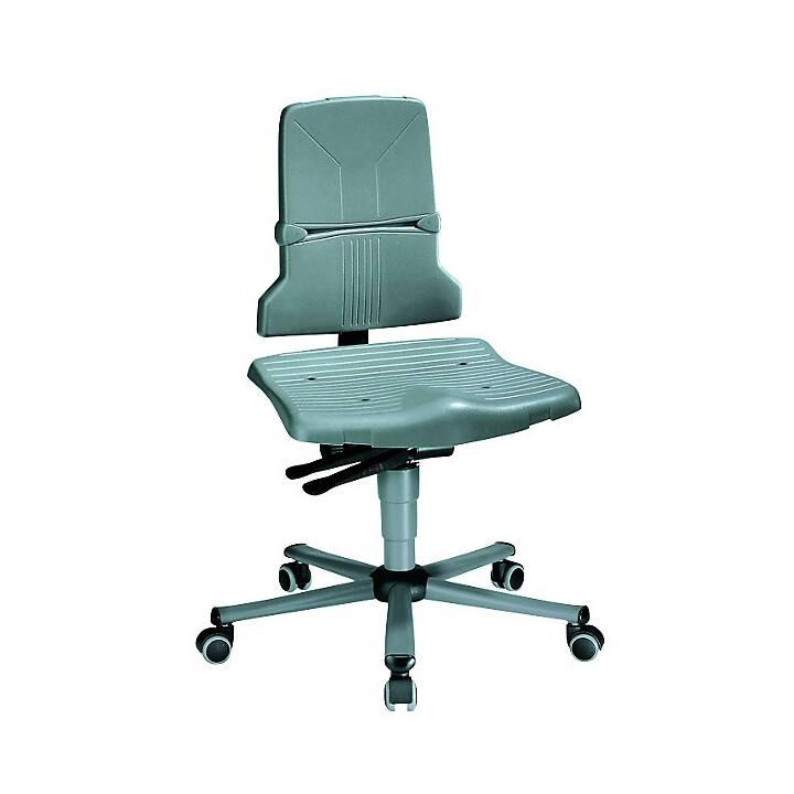 BIMOS Sitzhöhe: 430 - 580 mm, Synchronmechanik, Sedi operative (Grigio)