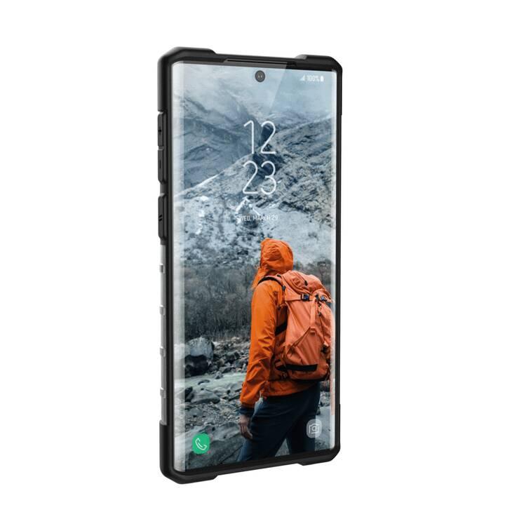 URBAN ARMOR GEAR Backcover Plasma Ash (Galaxy Note 10, Transparente, Nero)