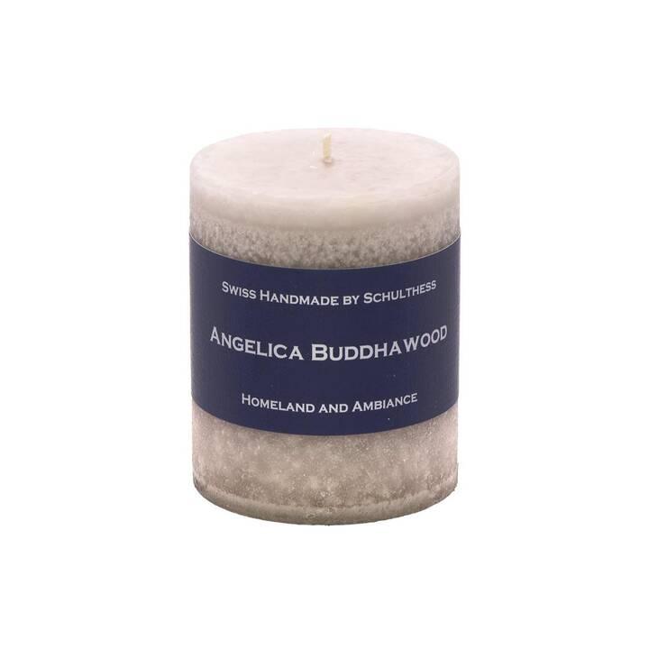 SCHULTHESS KERZEN Angelica Buddhawood Bougie parfumée (1 pièce)