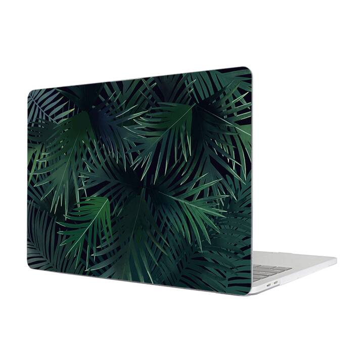 "EG MTT Cover per Macbook Pro 15"" Touchbar (2016-2018) - Foglie"