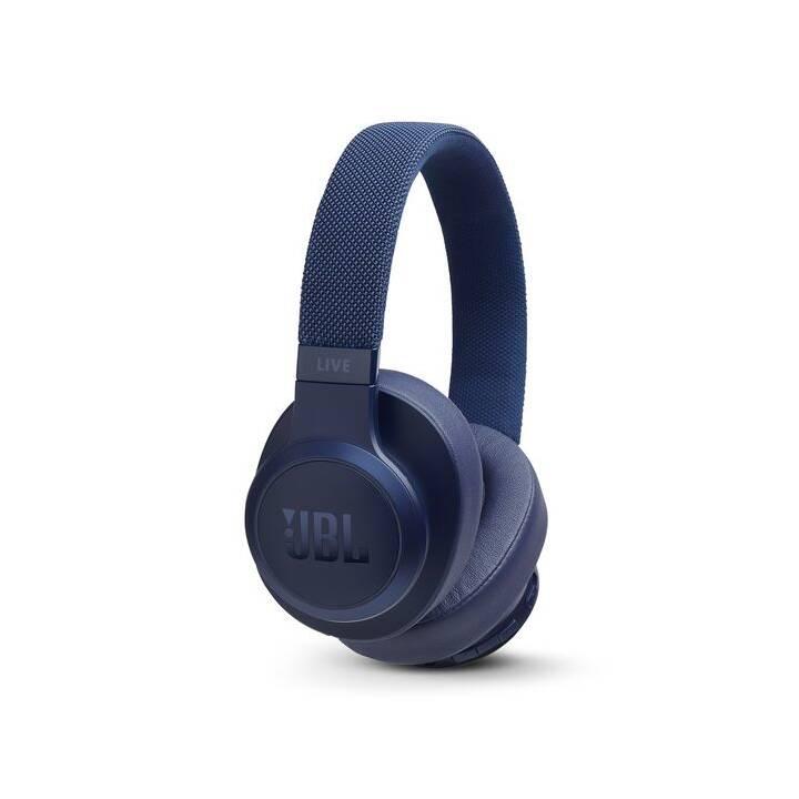 JBL Live 500BT  (Over-Ear, Blu)