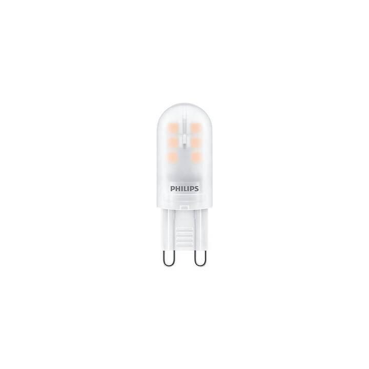 PHILIPS CorePro LEDcapsule Lampes (LED, G9, 1.9 W)