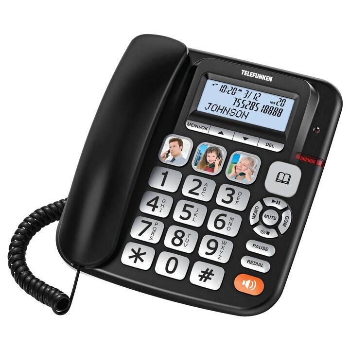 TELEFUNKEN TF 951 COSI (Nero)