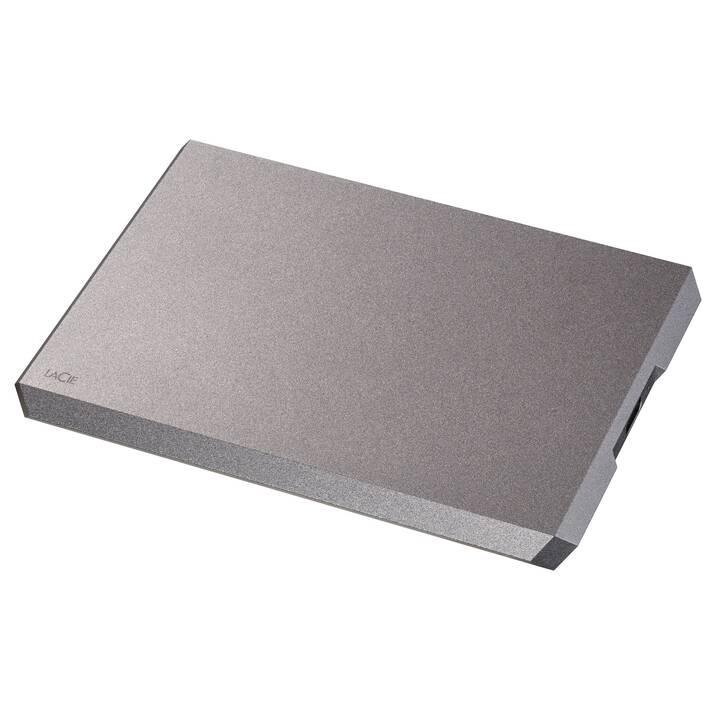 LACIE STHG5000402 (USB Tipo C, 5 TB, Grigio)