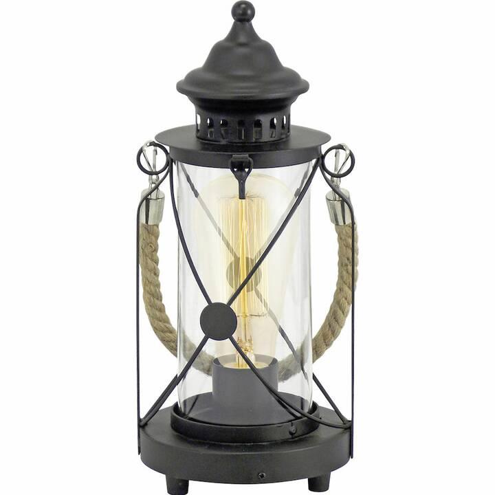 LUMIMART Lampada da tavola Lyam schwarz