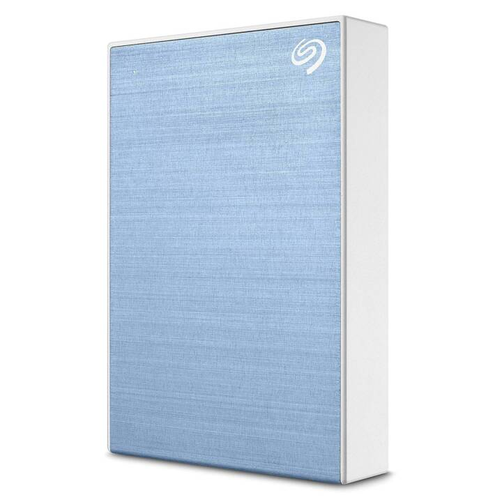 SEAGATE Portable HDD Backup Plus  (USB 3.0, USB 2.0, 5 TB, Blau)