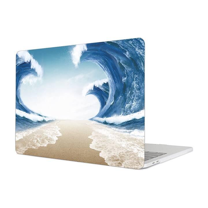 "EG MTT Cover per Macbook Pro 13"" CD ROM (2008 - inizio 2012) - Spiaggia"