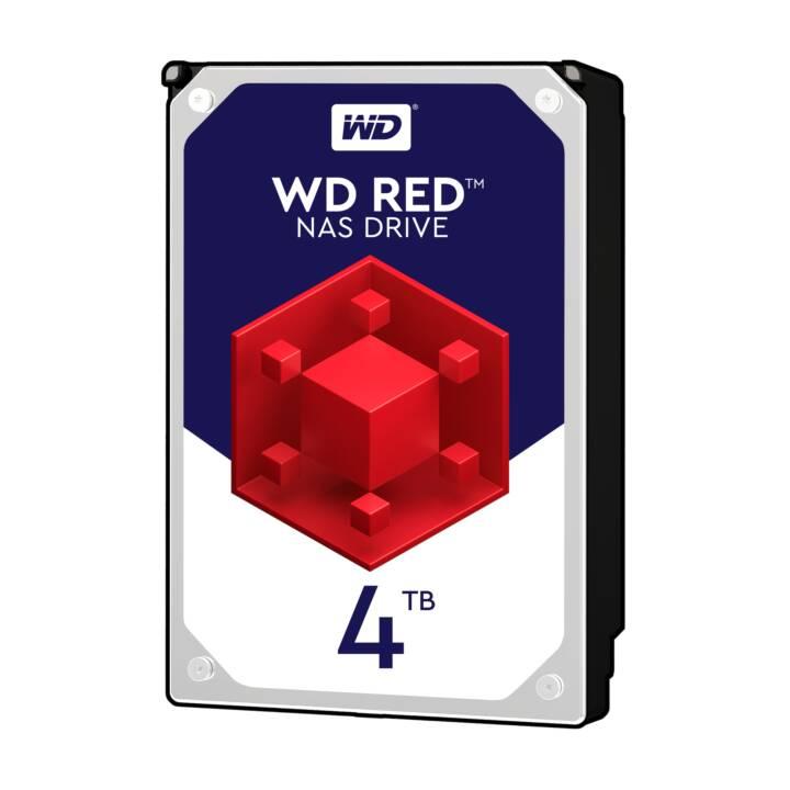 WESTERN DIGITAL WD Red Plus (SATA, 4 TB)