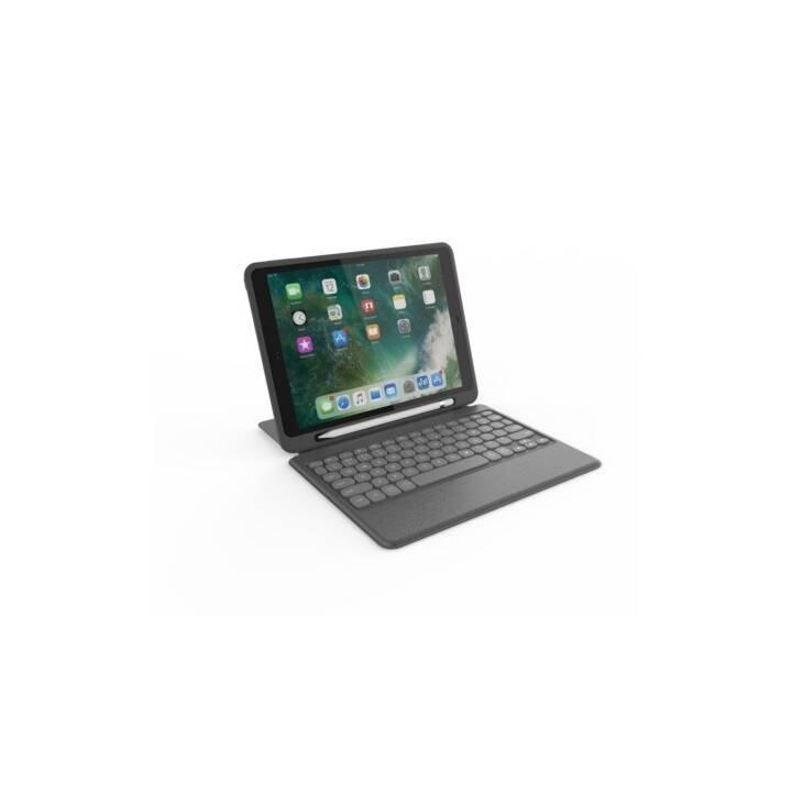 ZAGG SlimBookGo Type Cover / Tablet Tastatur (9.7 inch, Schwarz)