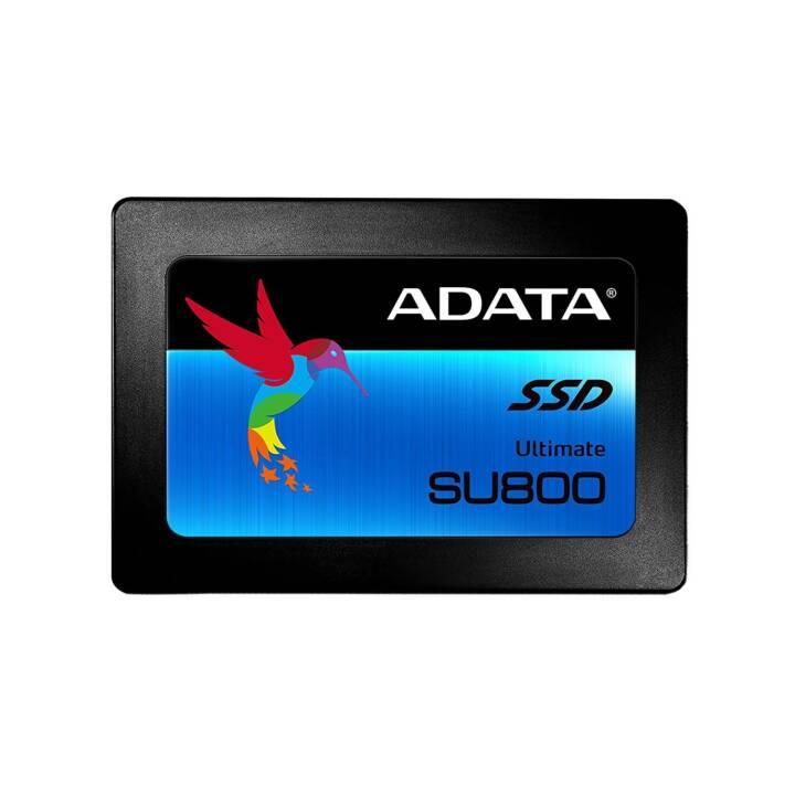 ADATA Ultimate SU800 (SATA-III, 1 TB, Noir)