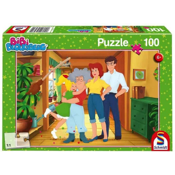 SCHMIDT Vie quotidienne Puzzle (100 pièce)