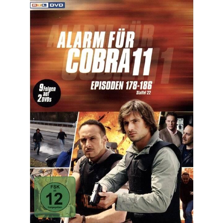 Alarm für Cobra 11 Stagione 22 (DE)