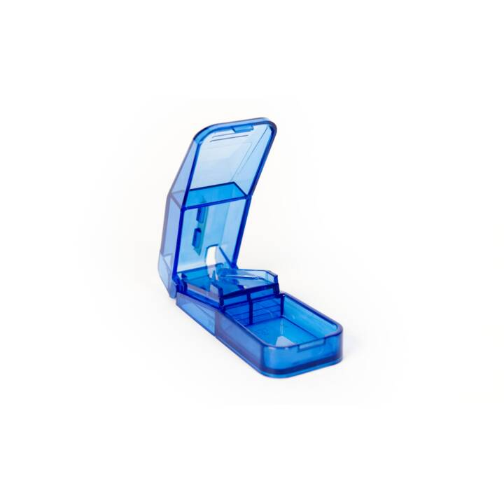 PILOMAT Portapillole, azzurro