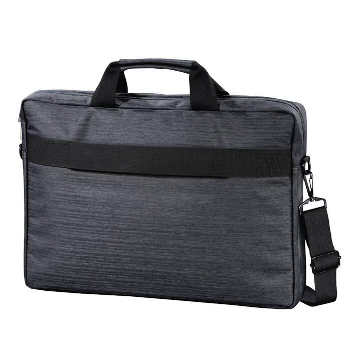"""HAMA Tayrona Messenger Bag (13.3"""", Gris foncé, Noir)"""