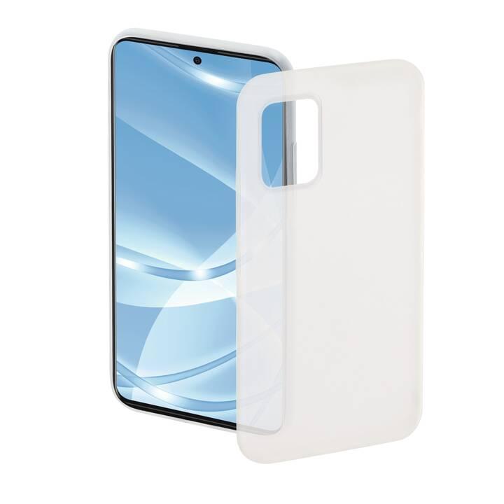 HAMA Backcover Ultra Slim Flexible (Galaxy A51, Bianco)