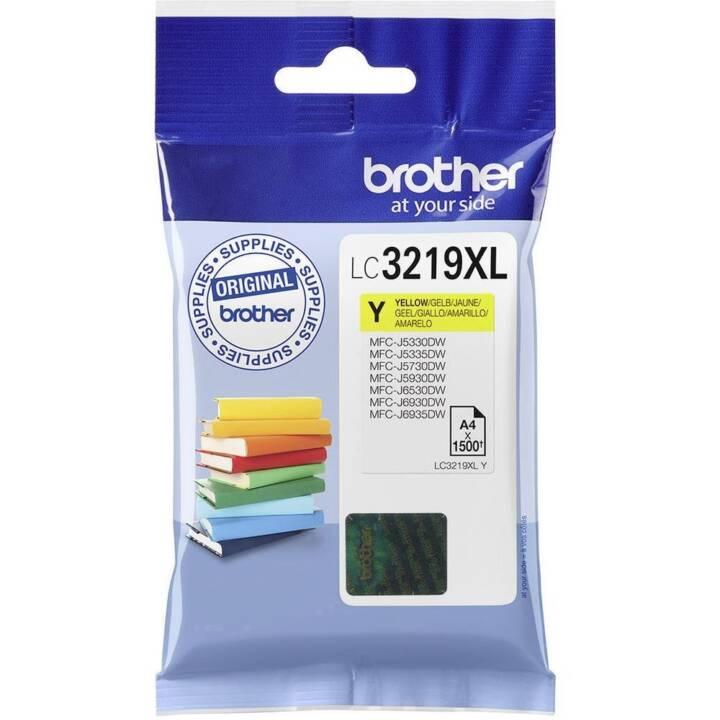BROTHER LC3219XLY  (Gelb, 1 Stück)