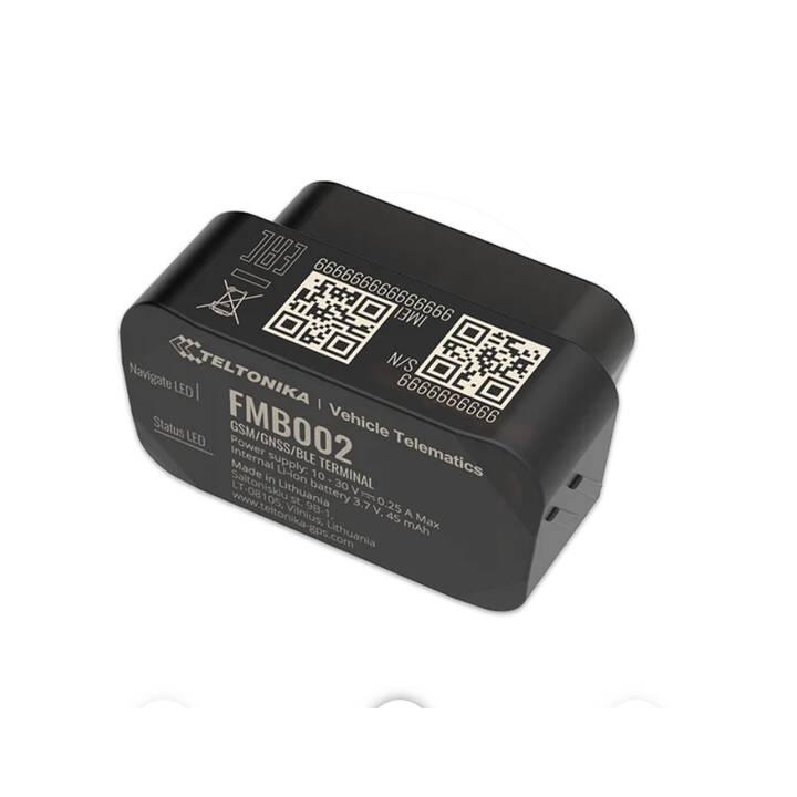 TELTONIKA Monitoraggio vettura FMB002