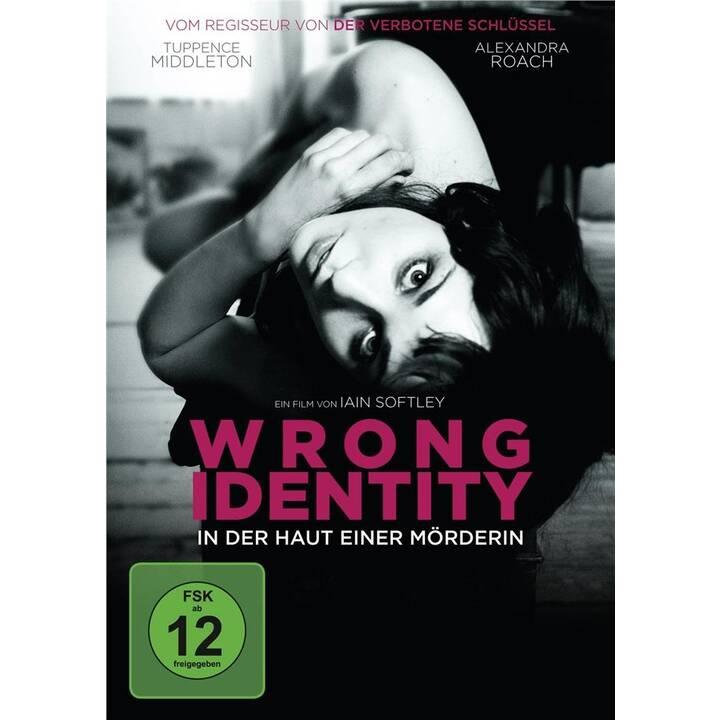 Wrong Identity - In der Haut einer Mörderin (DE, EN)