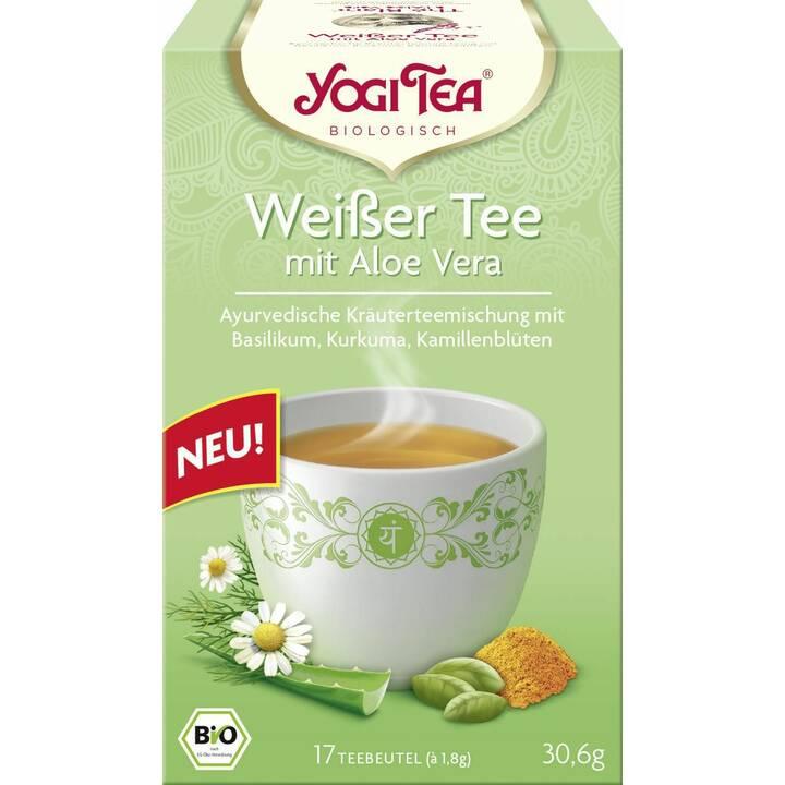 YOGI TEA Tè bianco (Bustina di tè, 17 pezzo)
