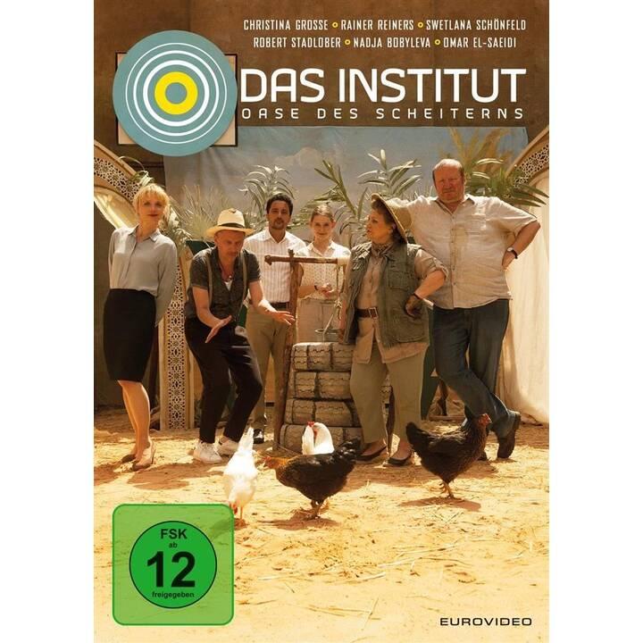 Das Institut - Oase des Scheiterns - Mini-Serie (DE)