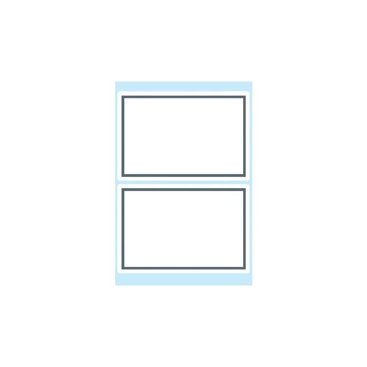 HERMA Étiquettes scolaires (Gris, 12 pièce)