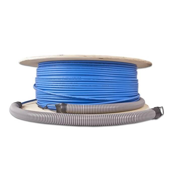 LIGHTWIN Câble réseau (Fiche E-2000 (APC), 100 m)