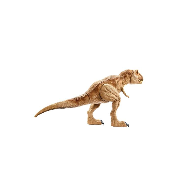 MATTEL Dinosauro Jurassic World Epic Roarin T.Rex
