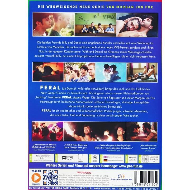 Feral Staffel 1 (EN)