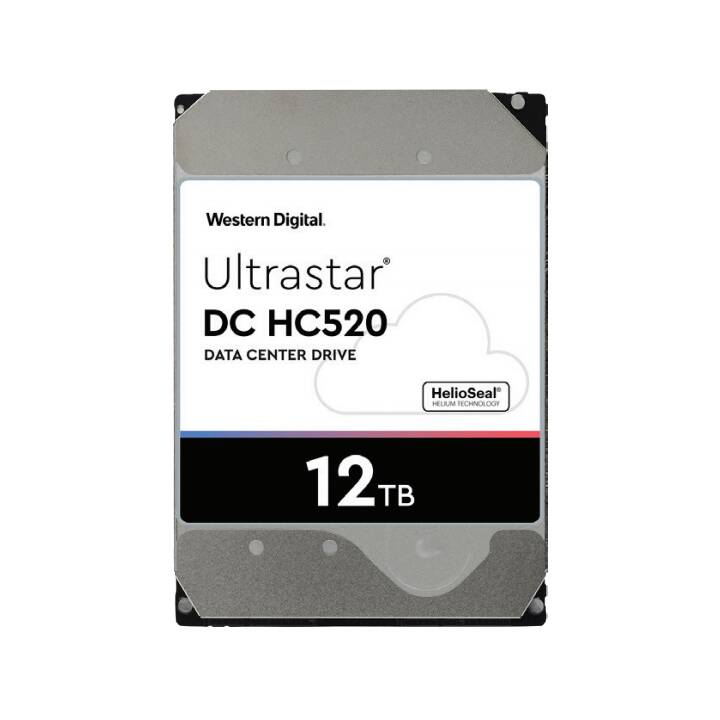 WD Ultrastar DC HC520 (SATA-III, 12000 GB)