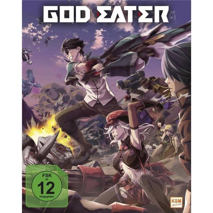 God Eater - Vol. 1 - Episode 1-5 (JA, DE)