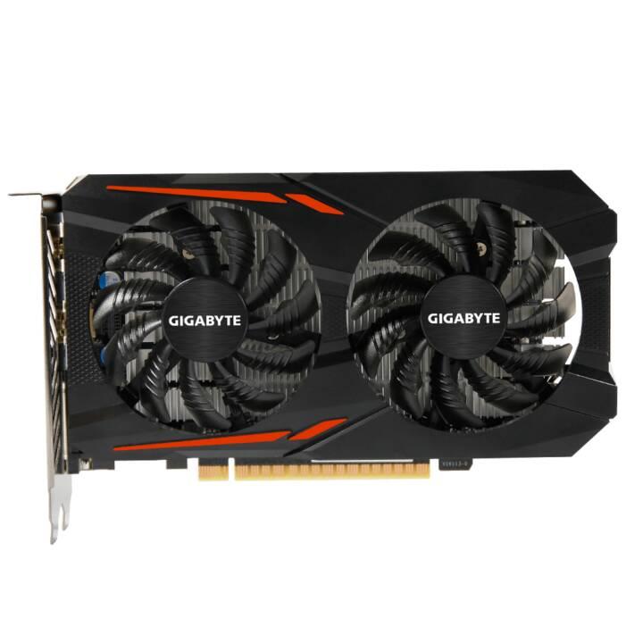 GIGABYTE TECNOLOGIA GeForce GTX 1050 3GB 3GB
