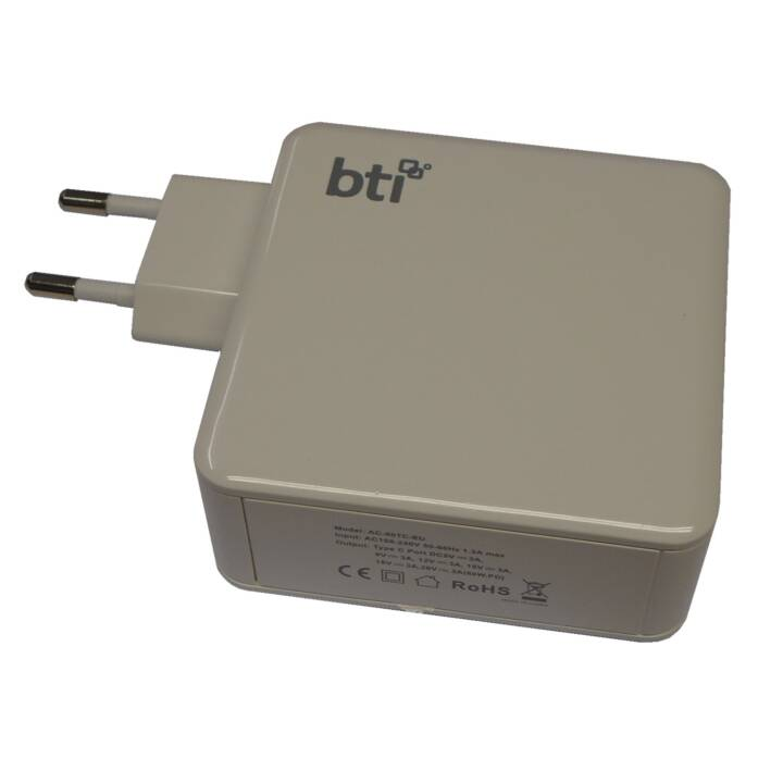 BTI AC-60TC - adaptateur secteur - 60 Watt