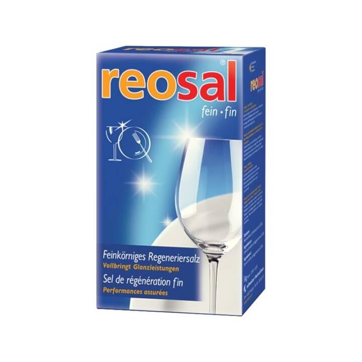 REOSAL Sel régénérant (1 l, Poudre)