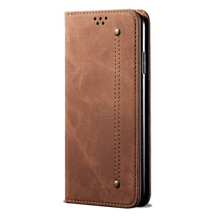 """EG Mornrise Wallet Case für Samsung Galaxy S20 6.2"""" 2020 - hellbraun"""