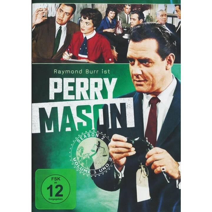 Perry Mason Staffel 2 (DE, EN)