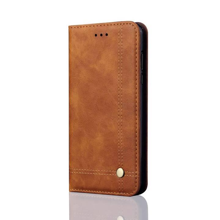 EG Mornrise Wallet Case für Xiaomi Redmi K20 Pro - Hellbraun