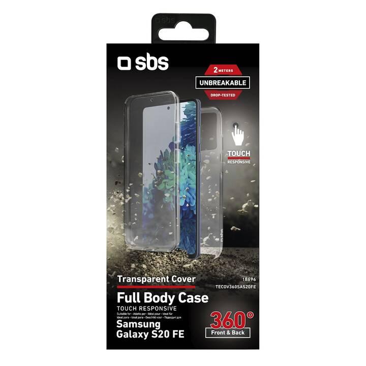 SBS Hardcase Full Body Case (Galaxy S20 FE, Transparente)