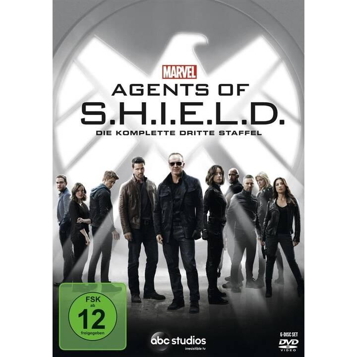 Agents of S.H.I.E.L.D. Stagione 3 (DE, EN, FR)
